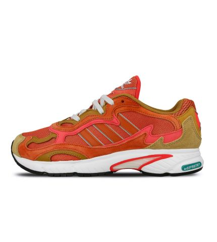 Temper Run-Red/Orange
