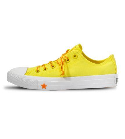 Chuck Taylor Ox-Medium Yellow