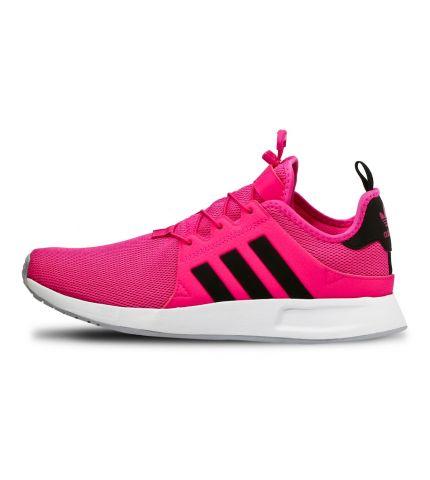 X Plr Matte Pink/White