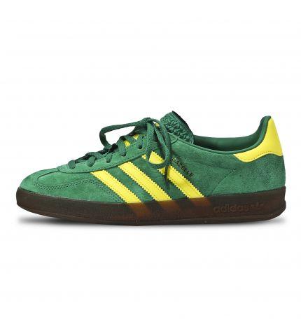Gazelle-Indoor Green/Yellow