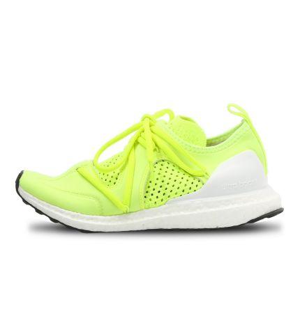 Ultraboost T. S.-Neon Yellow/White