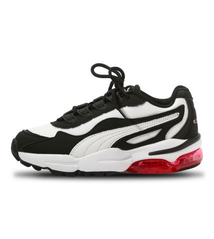 Cell Stellar Wn S Puma White-Black/White/Pink