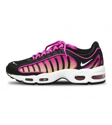 Air-Max-Tailwind-Iv Black/White-Fire Pink-Dynamic Yellow