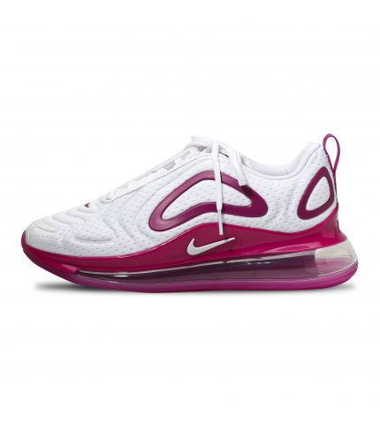 Air-Max-720---Mesh White/White-Fire Pink-Metallic Silver
