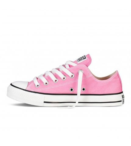 Chuck-Taylor-All-Star Pink/White